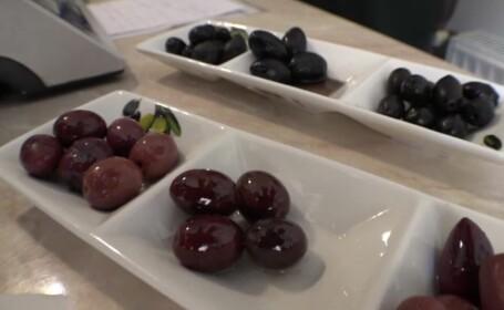 Cum deosebim măslinele vopsite forțat de cele naturale