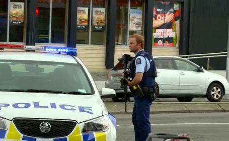 Percheziții după atacul din Noua Zeelandă
