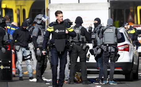 atac armat Olanda, Utrecht