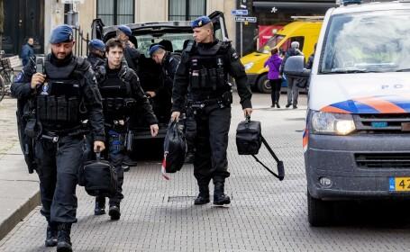 atac armat Olanda