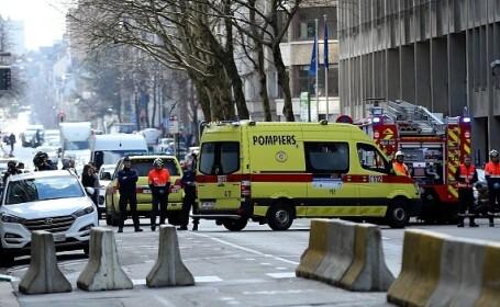 Amenințare cu bombă Bruxelles - 7