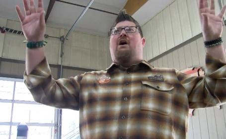 Un american vrea să consume doar bere în Postul Paștelui