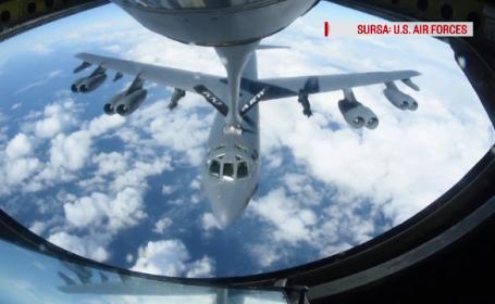 Operațiune spectaculoasă pe cerul României. Ce este \