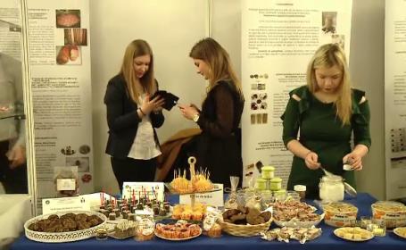 Târg de invenții culinare, la Cluj