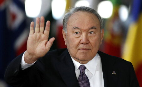 Nursultan Nazarbaiev