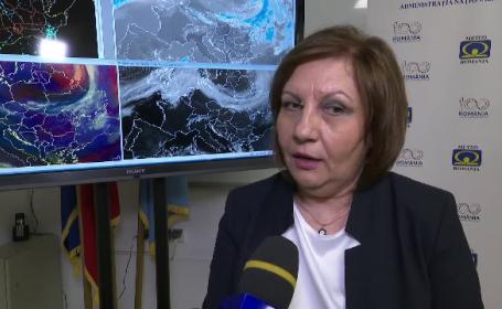 Schimbări climatice în România