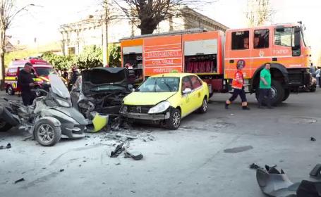 Judecătoarea Curții de Apel Constanța, rănită în accident, a murit la spital