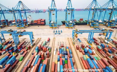Exporturi, comert - Getty