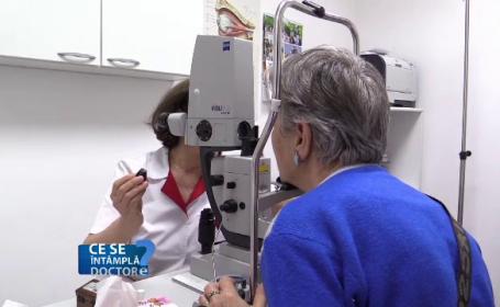 CSID, oftalmolog