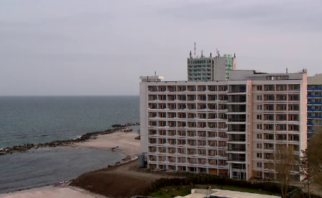 Hoteluri abandonate pe litoral