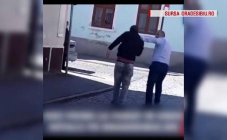 Un hoț din Sibiu își dorea să vină mai repede poliția