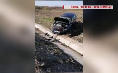 O fetiță de 10 ani a fost grav rănită, din cauza neatenției unei șoferițe din Bihor