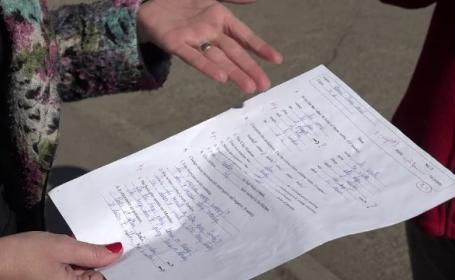 Acuzații grave pentru o profesoară din Focșani