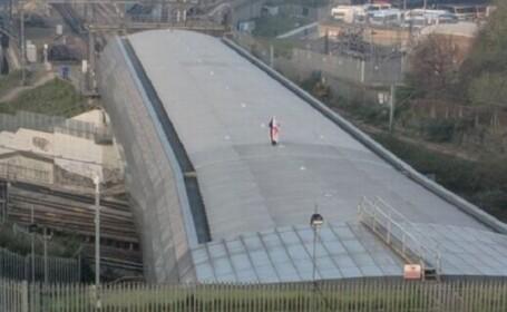 Un britanic a blocat zeci de trenuri Eurostar