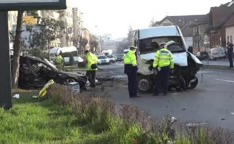 accident Targu Mures