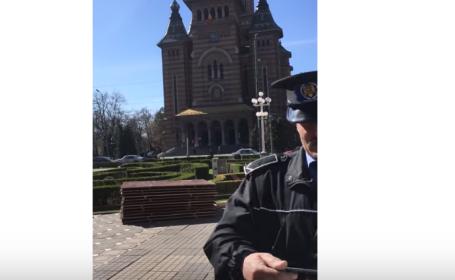 politist timisoara
