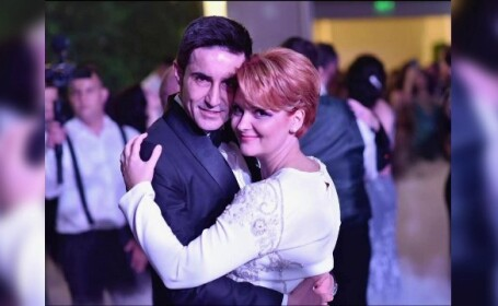 Lia Olguţa Vasilescu şi senatorul PSD Claudiu Manda şi-au unit destinele în faţa mai marilor partidului - 5
