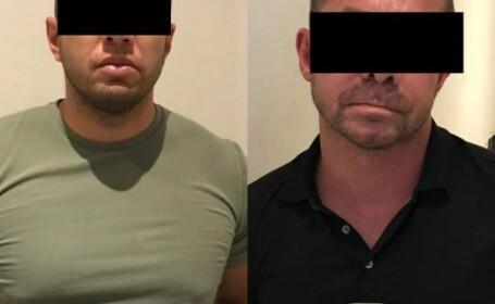 Români arestați în Mexic. Ce au descoperit polițiștii în mașina lor