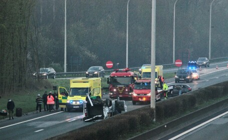 accident belgia