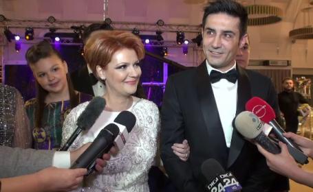 nuntă Lia Olguța VAsilescu