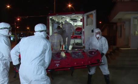 Bărbat de 72 de ani din Iași, suspectat de coronavirus după ce s-a întors din Milano