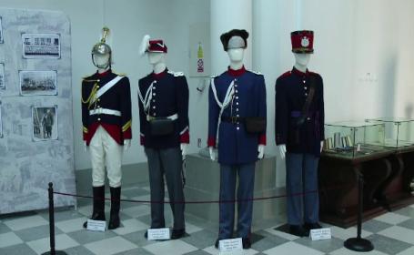 Călătorie în timp. Povestea uniformelor purtate de jandarmii români