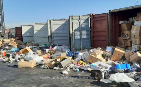 gunoaie container