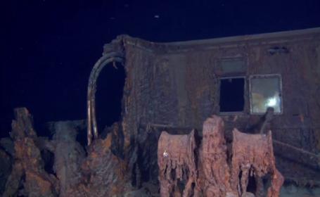 Operațiune complexă pe epava Titanicului. Ce vrea să ia o companie americană de pe vas