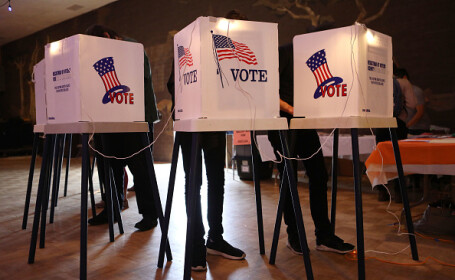 Alegerile din SUA, în pericol de a fi influențate de actori străini. Anunțul Guvernului