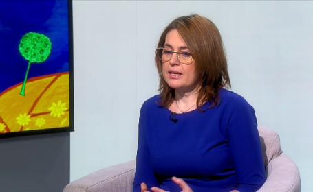 """Doctorița Gabriela Bar, despre gripă și coronavirus la copii, în emisiunea """"Doctor de bine"""""""