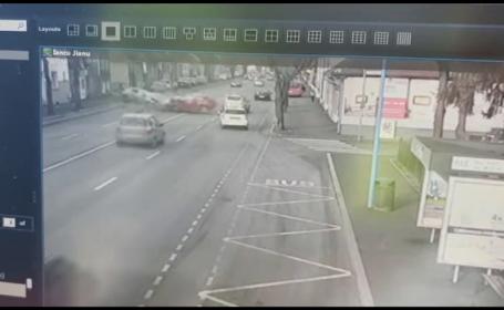 Accident mortal în Brașov, provocat de un taximetrist care a scăpat nevătămat