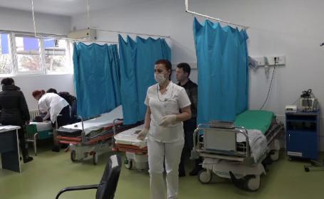Lipsă de medici la secția de urgențe pediatrie a spitalului din Buzău