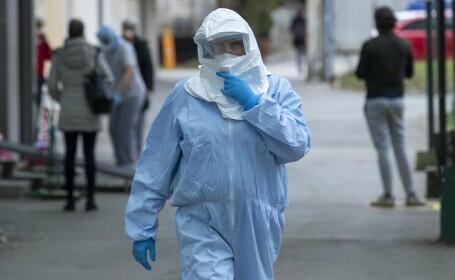 Cinci dintre cei opt români infectați cu coronavirus s-au vindecat