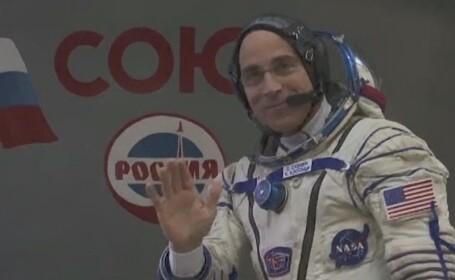 Astronauţii americani şi ruşi, misiune comună spre Staţia Spaţială Internaţională
