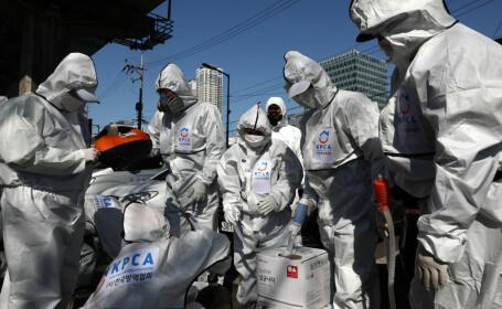 Experți, citați de presa britanică: la un deces, numărul real de infectați cu coronavirus este de 400