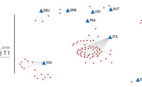 Un studiu al Universității București arată că noul coronavirus a intrat în țară pe coridoarele de migrație