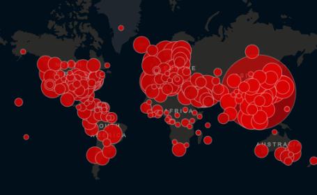 coronavirus in lume