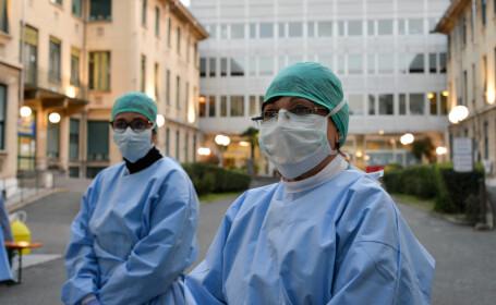 Ce înseamnă să fii asistent medical în plină pandemie de coronavirus. Mărturia unei românce din Italia