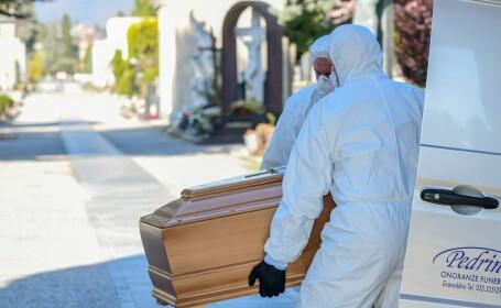 Italia a centralizat datele persoanelor decedate care aveau coronavirus. Ce s-a constatat