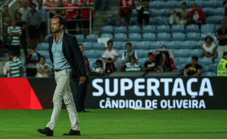 Preşedintele clubului Sporting Lisabona va servi ca medic în timpul stării de urgenţă