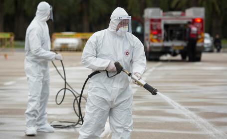 Polonia folosește votca de contrabandă confiscată ca dezinfectant în lupta împotriva coronavirusului