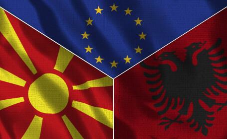 UE este gata să înceapă negocierile de aderare cu Albania și Macedonia de Nord