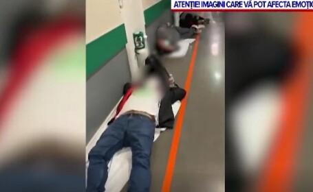 743 de noi decese în Italia. Mărturii cutremurătoare din spitalele spaniole
