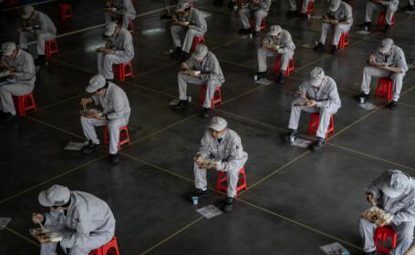 China ridică mâine carantina din provincia Hubei, locul de unde a pornit pandemia de coronavirus
