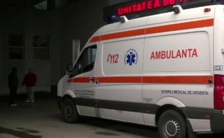 Un bărbat s-a îmbătat și și-a rupt piciorul după ce a sărit de la etajul unui centru de carantină. Ce a mai făcut înainte