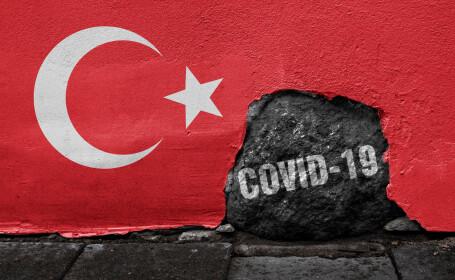 """Sute de persoane, arestate în Turcia pentru postări """"provocatoare"""" legate de coronavirus"""