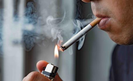 Fumătorii sunt mai expuși la infectarea cu coronavirus timp de 30 de minute după o țigară