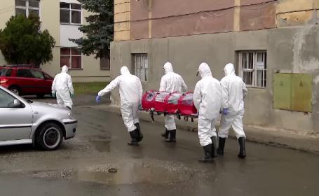 Suceava, cel mai mare focar de coronavirus din România. Mărturiile cutremurătoare ale unei asistente