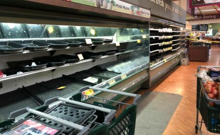 supermarket sua dezinfectat