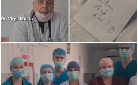 Mesajul medicilor care au vindecat cei mai mulți români de Covid-19 - 1